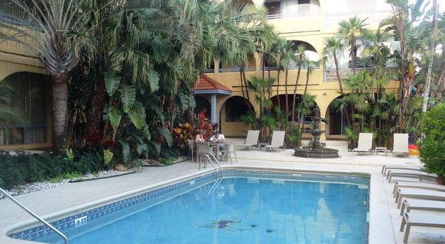 Tropi Rock Resort - Fort Lauderdale - Pool