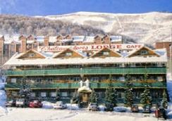 Chateau Apres Lodge - Park City - Building
