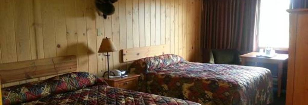 The Sands Resort - Ocean Shores - Bedroom