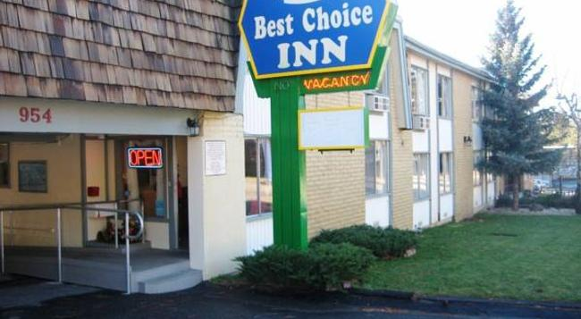 Best Choice Inn - South Lake Tahoe - Building