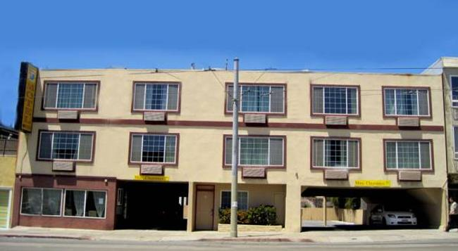 Oceanview Motel - San Francisco - Building