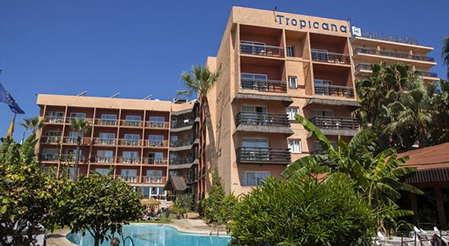 Hotel Tropicana - Torremolinos - Outdoor view