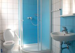 Patio Hostel - Bratislava - Bathroom