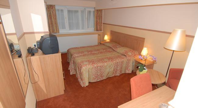 Hotel Sander Amsterdam - Amsterdam - Bedroom