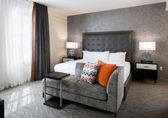 Colcord Hotel - Oklahoma City - Bedroom