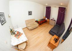Majskij Aparthotel - Saint Petersburg - Living room
