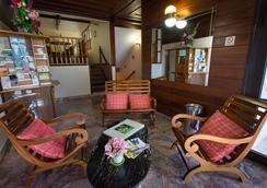 Hotel Austral - Saint-Denis - Lobby