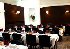 Hotel Notre Dame De La Sarte - Lourdes - Restaurant