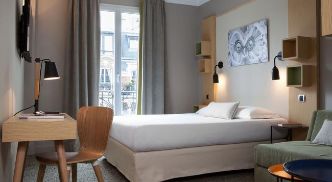 Chouette Hôtel - Paris - Bedroom