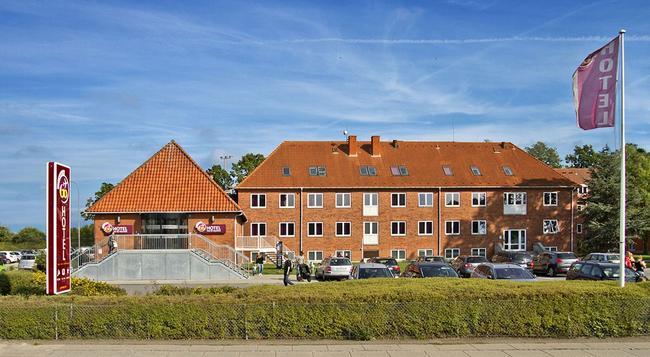 Copenhagen Go Hotel - Kastrup - Building
