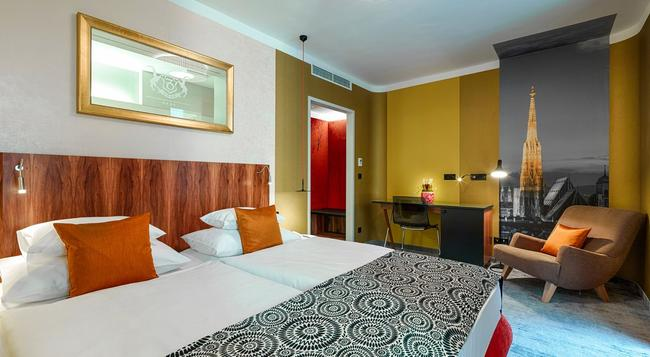 Hotel Capricorno - Vienna - Bedroom