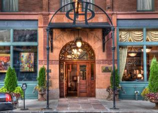 Best boutique hotels in denver from s 88 night kayak for Best boutique hotels denver
