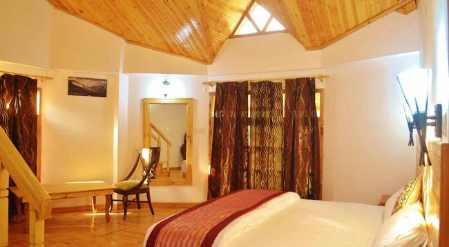 Bharhka Countryside Hotels - Manali - Bedroom