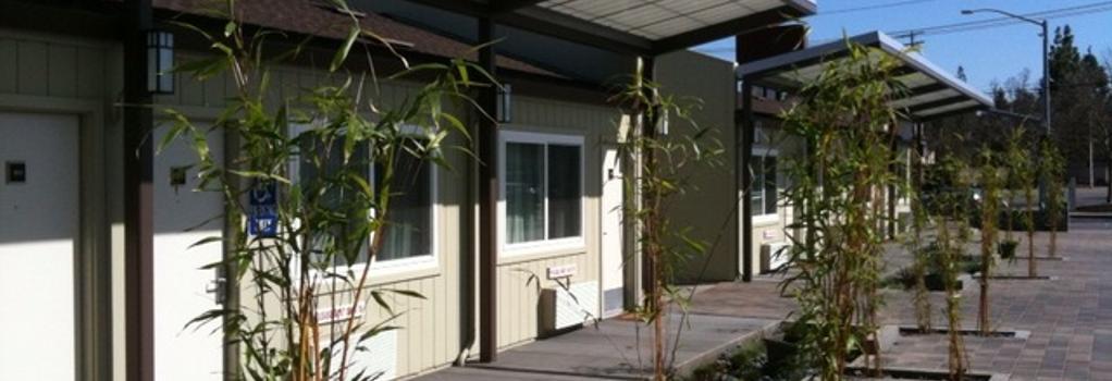 The Zen Hotel - Palo Alto - Outdoor view