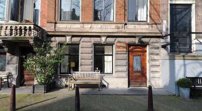 De Leydsche Hof - Amsterdam - Building