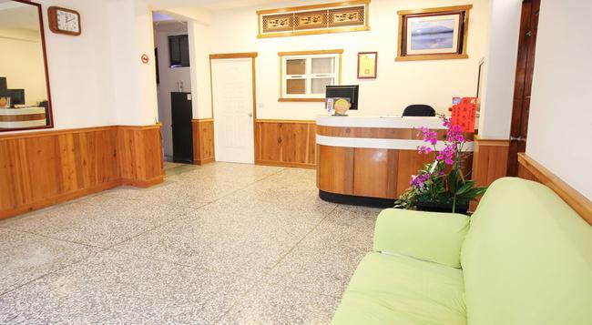 I-puli Hostel - Puli - Lobby