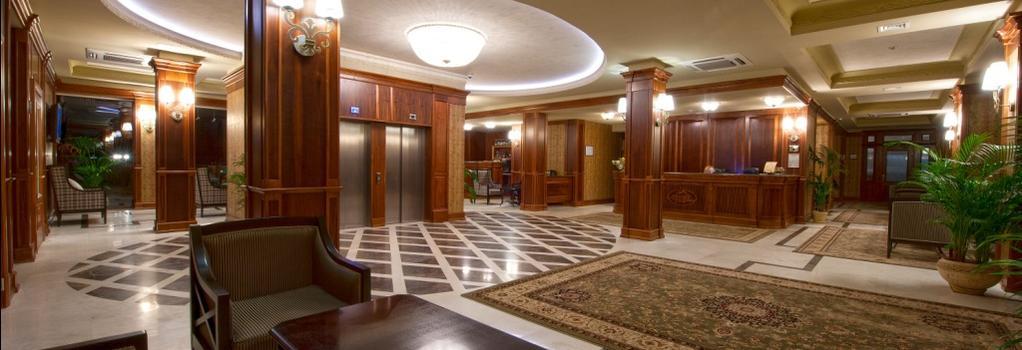 Panska Gora - Lviv - Lobby