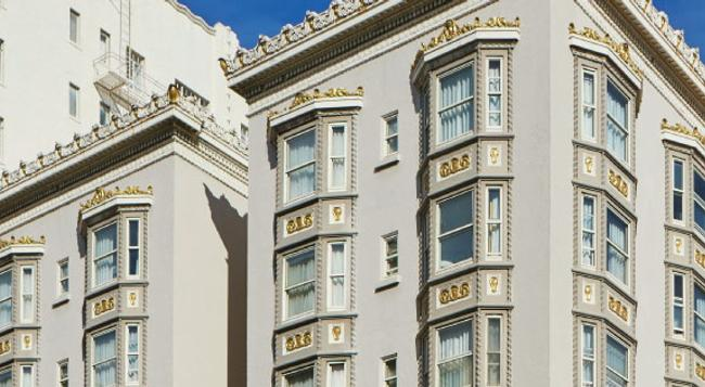 The Alise San Francisco - A Staypineapple Hotel - San Francisco - Building