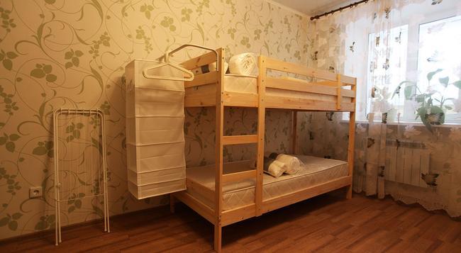 Good Hostel - Tyumen - Bedroom