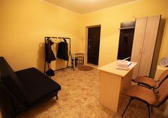 Good Hostel - Tyumen - Front desk