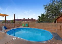 Archview RV Resort & Campground - Moab - Pool