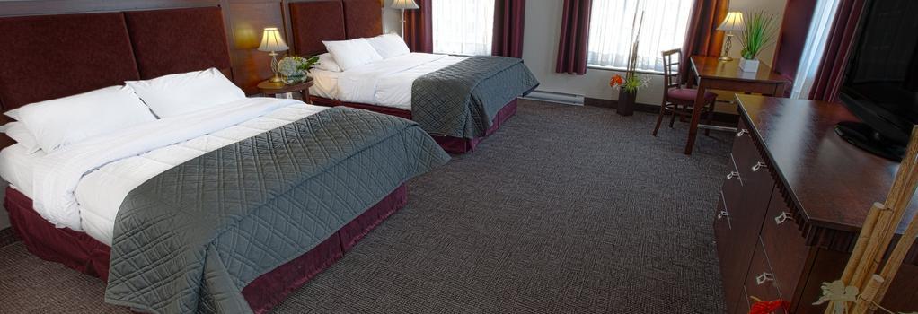 Hotel Universel - Québec City - Bedroom