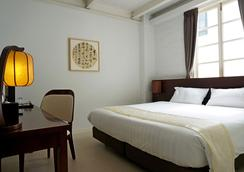 Heritage Lodge - Hong Kong - Bedroom