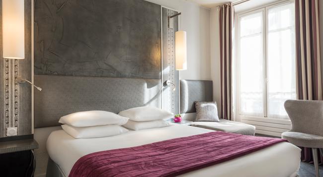 Hotel De France Invalides - Paris - Bedroom