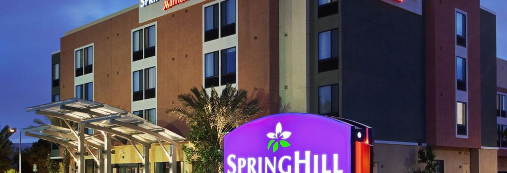 SpringHill Suites by Marriott Irvine John Wayne Airport Orange County - Irvine - Building