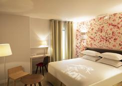 Hotel Eden Paris - Paris - Bedroom