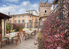 Hotel Portoghesi - Rome - Outdoor view