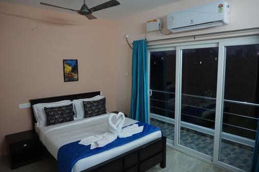 Sea La Vie Covelong Beach Resort - Chennai - Bedroom