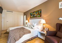 Homearound Rambla Suite & Pool - Barcelona - Bedroom