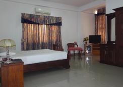 Misuki Plaza Hotel - Colombo - Bedroom