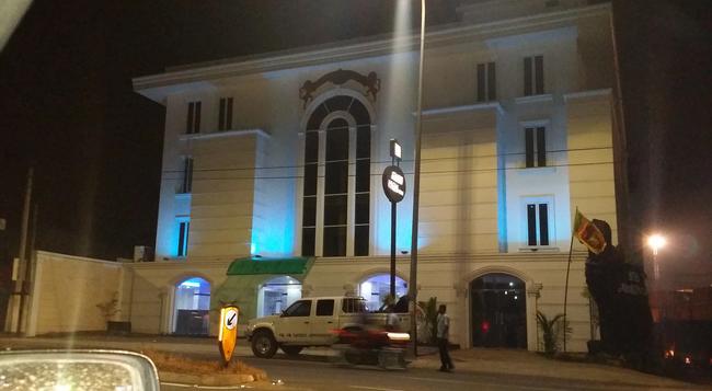 Misuki Plaza Hotel - Colombo - Building
