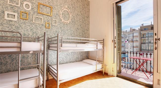 The Hipstel - Hostel/backpacker Accomodation - Barcelona - Bedroom
