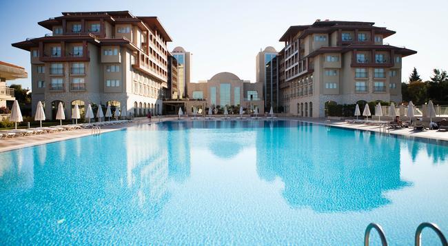 Radisson Blu Resort & Spa, Cesme - Çeşme - Building