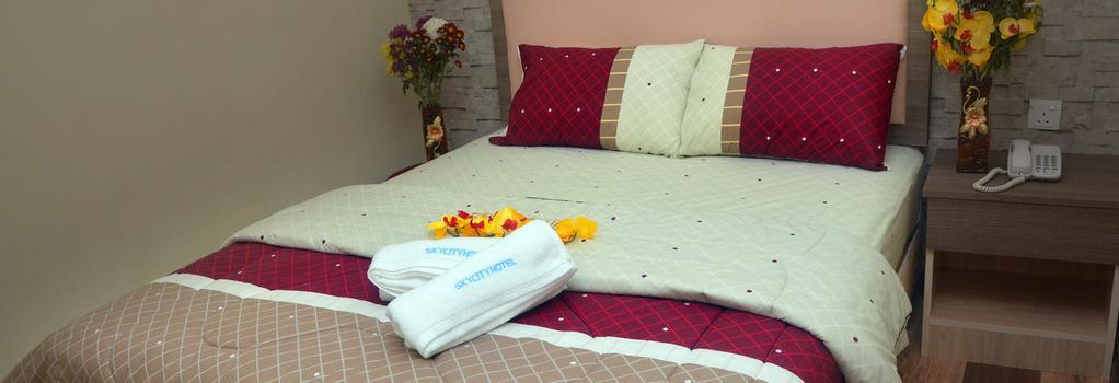 Sky Star Hotel - Sepang - Bedroom