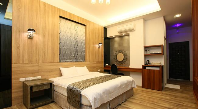 Yapo Bed And Breakfast - Yilan City - Bedroom