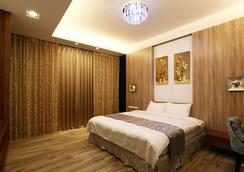 Yapo Bed And Breakfast - Yilan City - Bedroom