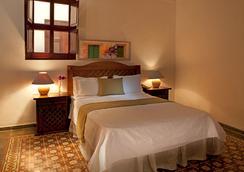 Antiguo Hotel Europa - Santo Domingo - Bedroom