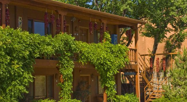 Santa Fe Motel and Inn - Santa Fe - Building