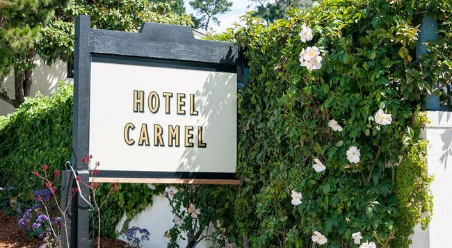 Hotel Carmel - Carmel-by-the-Sea - Building