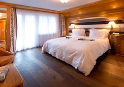 Albana Real - Zermatt - Bedroom