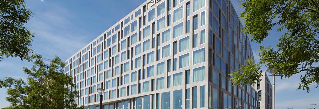 Steigenberger Hotel Am Kanzleramt - Berlin - Building