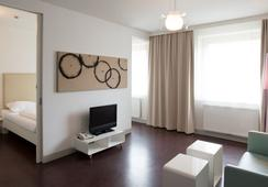 Stanys Das Apartmenthotel - Vienna - Bedroom