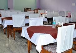 Tiger Vilas Ranthambhore - Sawai Madhopur - Restaurant