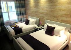 Hotel Shelley, A South Beach Group Hotel - Miami Beach - Bedroom