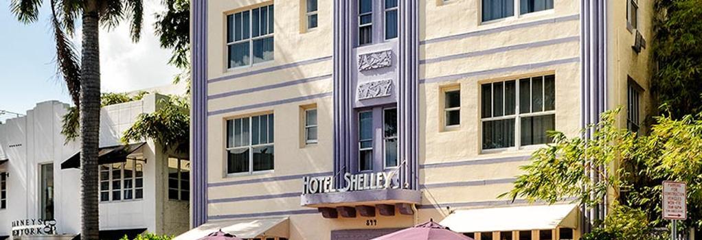 Shelley Hotel - Miami Beach - Building