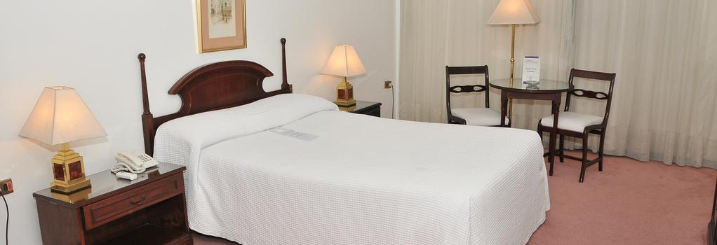 Hotel Excelsior - Asuncion - Bedroom